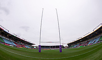 A general view of The Stoop, home of Harlequins<br /> <br /> Photographer Bob Bradford/CameraSport<br /> <br /> European Rugby Challenge Cup Pool 5 - Harlequins v Benetton Treviso - Saturday 15th December 2018 - Twickenham Stoop - London<br /> <br /> World Copyright &copy; 2018 CameraSport. All rights reserved. 43 Linden Ave. Countesthorpe. Leicester. England. LE8 5PG - Tel: +44 (0) 116 277 4147 - admin@camerasport.com - www.camerasport.com