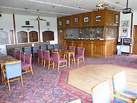 "Pictured: The restaurant and bar area of Palleg Golf Club in Lower Cwmtwrch near Swansea, Wales, UK STOCK PICTURE<br /> Re: Bosses of the Celtic Manor, where the Ryder Cup and the NATO summit were held, are threatening legal action against a village club in Swansea changing its name to Celtic Minor.<br /> Palleg golf club was renamed Celtic Minor by businessman owner John Adams to attract more members.<br /> But a spokesman for Celtic Manor warned they will fight ""any attempt to take unfair advantage of their reputation"".<br /> Celtic Minor said ""there wasn't any issue"" with the name change.<br /> Club manager Melanie Eaton said the name change ""works in their favour."""