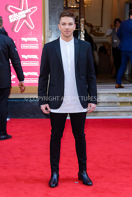 www.acepixs.com<br /> <br /> March 15 2017, London<br /> <br /> Matt Terry arriving at The Prince's Trust Celebrate Success Awards at the London Palladium on March 15 2017 in London<br /> <br /> By Line: Famous/ACE Pictures<br /> <br /> <br /> ACE Pictures Inc<br /> Tel: 6467670430<br /> Email: info@acepixs.com<br /> www.acepixs.com