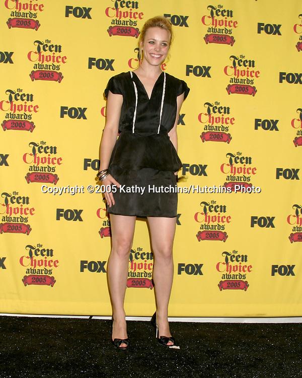 Rachel Mc Adams.Teen Choice Awards.Gibson Ampitheather.Universal City, CA.August  14, 2005.©2005 Kathy Hutchins / Hutchins Photo