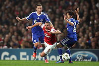 Arsenal v FC Schalke 04 24-Oct-2012