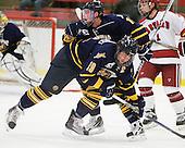 Scott Zurevinski (Quinnipiac - 19), Yuri Bouharevich (Quinnipiac - 13) - The visiting Quinnipiac University Bobcats defeated the Harvard University Crimson 3-1 on Wednesday, December 8, 2010, at Bright Hockey Center in Cambridge, Massachusetts.