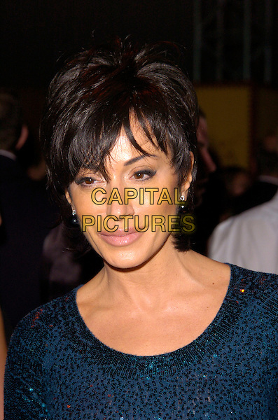 "NANCY DELL'OLIO.""Afrika! Afrika!"" VIP premiere, O2 Arena, London, England..January 17th, 2008.dell'ollio headshot portrait .CAP/CAN.©Can Nguyen/Capital Pictures"