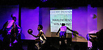 Layon Gray's Kings of Harlem - a story about the Harlem Rens who were one of the dominant basketball teams of the 1920's and 1930's - had a special show on September 15, 2015 at St. Luke's Theatre, New York City, New York. The play stars Melvin Huffnagle, Thaddeus Daniels, Ade Otukoya, Lamar Cheston, Delano Barbosa, Jeantique Oriol and Layon Gray.  (Photo by Sue Coflin/Max Photos)