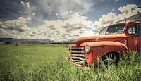 Los Ojos Chevy Truck - New Mexico