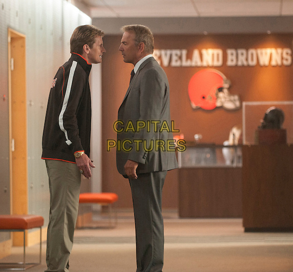 Denis Leary, Kevin Costner  <br /> in Draft Day (2014) <br /> *Filmstill - Editorial Use Only*<br /> CAP/FB<br /> Image supplied by Capital Pictures