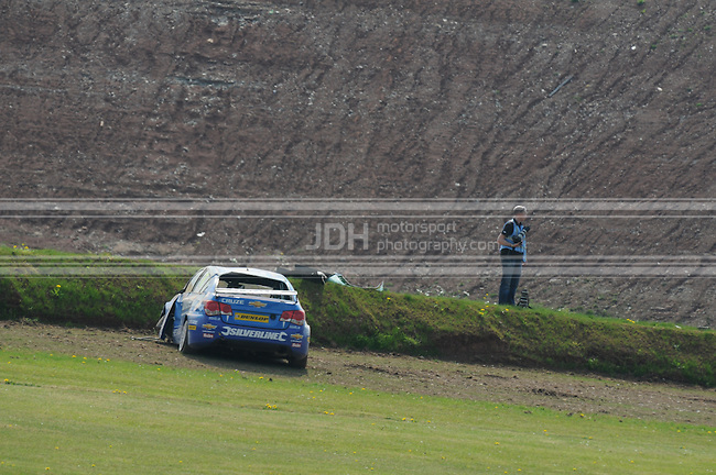 Jason Plato - Silverline Chevrolet Cruze