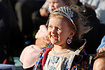 This little princess enjoyed the outdoor production of sleeping Beauty at the Battle of the Boyne Visitor Centre in Oldbridge.