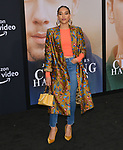 Alexandra Shipp 027 arrives at the Premiere Of Amazon Prime Video's Chasing Happiness at Regency Bruin Theatre on June 03, 2019 in Los Angeles, California.