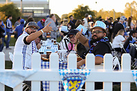 San Jose, CA - Saturday October 06, 2018: Oktoberfest prior to a Major League Soccer (MLS) match between the San Jose Earthquakes and the New York Red Bulls at Avaya Stadium.