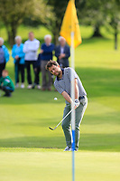 Gerard Dunne (Co Louth) during the final round at the Mullingar Scratch Trophy, the final event in the Bridgestone order of merit Mullingar Golf Club, Mullingar, West Meath, Ireland. 11/08/2019.<br /> Picture Fran Caffrey / Golffile.ie<br /> <br /> All photo usage must carry mandatory copyright credit (© Golffile | Fran Caffrey)