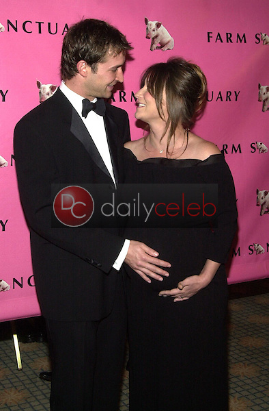 Noah Wyle and wife Tracy