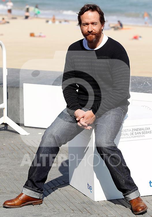 Actor Matthew Macfadyen during the 59th San Sebastian Donostia International Film Festival - Zinemaldia.September 23,2011.(ALTERPHOTOS/ALFAQUI/Acero)