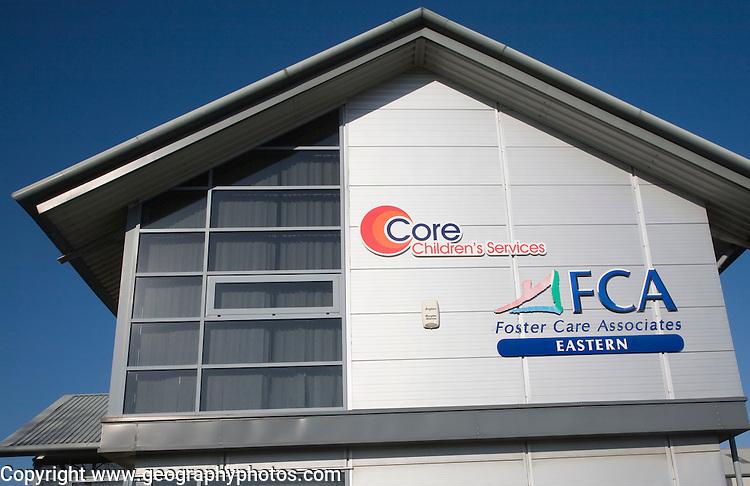 Eastern Foster Care Associates Core Children's Services, Claydon, Suffolk, England