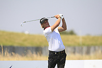 Henric Sturehed (SWE) on the 2nd tee during Round 3 of the HNA Open De France at Le Golf National in Saint-Quentin-En-Yvelines, Paris, France on Saturday 30th June 2018.<br /> Picture:  Thos Caffrey | Golffile