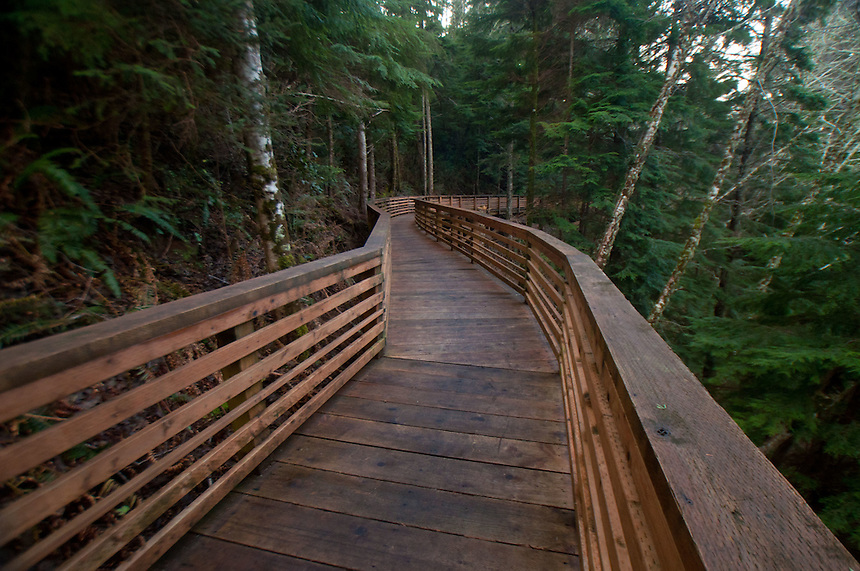 The Discovery Trail, Ilwaco, Washington, US