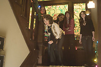 Black Christmas (2006) <br /> Lacey Chabert, Michelle Trachtenberg, Crystal Lowe, Andrea Martin &amp; Mary Elizabeth Winstead  <br /> *Filmstill - Editorial Use Only*<br /> CAP/KFS<br /> Image supplied by Capital Pictures