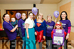 CF Fun Rraising Event: Pictured to announce the upcoming walk in theListowel Park in aid if the Cystic Fibrosis Unit in Limerick Univercity Hospital on 23rd April  were Marie Deenihan, William DDeenihan,Jessica Dee,Charlene Tydings, Anna Harrington, Nell McCarthy, Margaret Foley & Emily Harringtom.