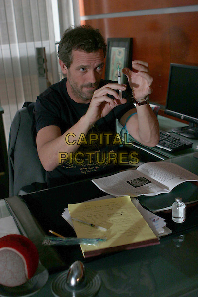 "HUGH LAURIE.in House.""Distractions"" .*Editorial Use Only*.www.capitalpictures.com.sales@capitalpictures.com.Supplied by Capital Pictures."