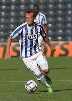 Sammy Clingan in the Kilmarnock v St Mirren Scottish Professional Football League Premiership match played at Rugby Park, Kilmarnock on 13.9.14.