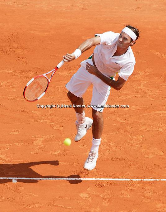 20-4-06, Monaco, Tennis,Master Series, Federer