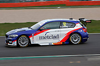 2020 British Touring Car Championship Media day.. #12 Stephen Jelley. Team Parker Racing. BMW 125i M Sport.