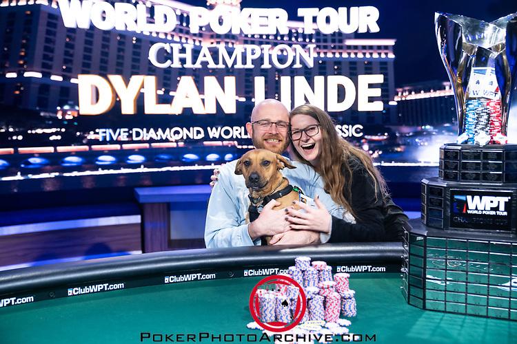 """WPT Five Diamond World Classic Season 2017-2018"""