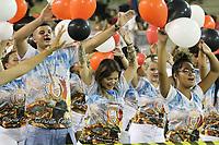 SÃO PAULO,SP,12.01.2019 - CARNAVAL-SP - Ensaio Técnico Geral da escola de samba Independente no sambódromo do Anhembi localizado na zona norte de São Paulo na noite deste sábado, 12. (Foto:Nelson Gariba/Brazil Photo Press)