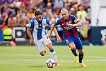 Deportivo Leganes vs FC Barcelona
