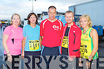 MARATHON: Competing in the Dingle Marathon on Saturday l-r: Joseph Hickey, Castleisland, Anette O'Brien, Firies, Tony Kilorglin, Seamus Murphy, Milltown and Brid Stack, Killarney.