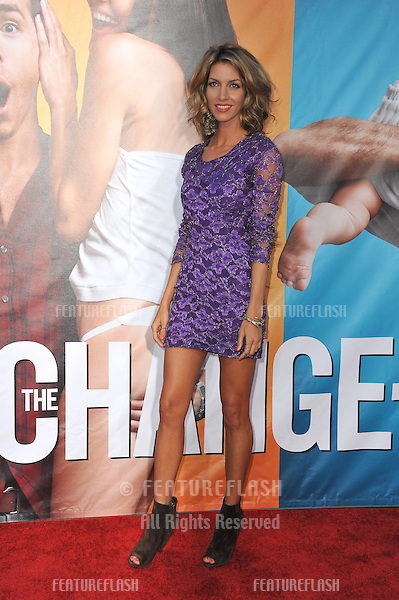 Dawn Olivieri at the world premiere of The Change-Up at the Regency Village Theatre, Westwood..August 1, 2011  Los Angeles, CA.Picture: Paul Smith / Featureflash