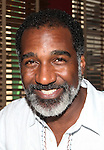 Norm Lewis.attending the celebration for Norm Lewis receiving a Caricature on Sardi's Hall of Fame in New York City on 5/30/2012