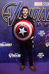 Manuel Velasco attends to Avengers Endgame premiere at Capitol cinema in Madrid, Spain. April 23, 2019. (ALTERPHOTOS/A. Perez Meca)