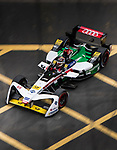 Daniel Abt of Germany from Audi Sport ABT Schaeffler on track at the Formula E Non-Qualifying Practice 3 during the FIA Formula E Hong Kong E-Prix Round 2 at the Central Harbourfront Circuit on 03 December 2017 in Hong Kong, Hong Kong. Photo by Victor Fraile / Power Sport Images
