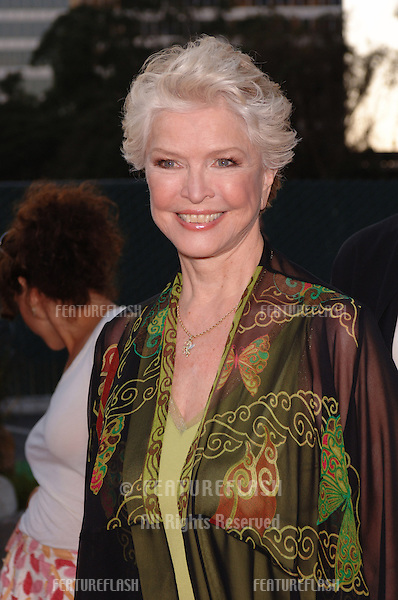"Actress ELLEN BURSTYN, star of TV series ""Book of Daniel"" at party in Los Angeles to launch the new season on NBC TV..July 25, 2005 Los Angeles, CA.© 2005 Paul Smith / Featureflash"