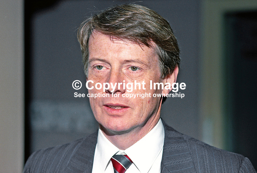 Alun Michael, MP, Labour Party, UK, 19901002007.<br />