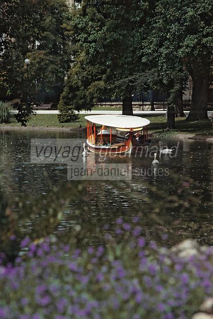 Europe/France/Aquitaine/33/Gironde/Bordeaux: Jardin public