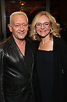"John LaChiusa and Rachel Bay Jones Attends the Broadway Opening Night of ""All My Sons"" at The American Airlines Theatre on April 22, 2019  in New York City."