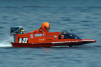 X-22   (PRO Outboard Hydroplane)