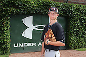 Kyle Smith during the 2010 Under Armour All-American Game powered by Baseball Factory at Wrigley Field in Chicago, Illinois on August 13, 2010.  (Copyright Mike Janes Photography)