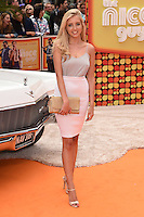 Alice Barlow<br /> arrives for the premiere of &quot;The Nice Guys&quot; at the Odeon Leicester Square, London.<br /> <br /> <br /> &copy;Ash Knotek  D3120  19/05/2016