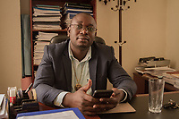 Israel Dufatanye, Environmental Inspection Officer, Rwanda Environment Management Authority (REMA)