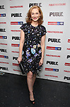 """Kate Jennings Grant attends the Opening Night Celebration for """"Mother of the Maid"""" on October 18, 2018 at the Public Theatre in New York City."""