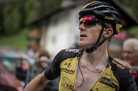 Twan Castelijns (NED/LottoNL-Jumbo) after finishing<br /> <br /> Stage 17: Tirano &rsaquo; Canaze (219km)<br /> 100th Giro d'Italia 2017