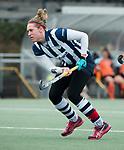 Den Haag - Hoofdklasse hockey dames, HDM-GRONINGEN  (6-2).  Pien van Nes (HDM)  heeft gescoord.  COPYRIGHT KOEN SUYK