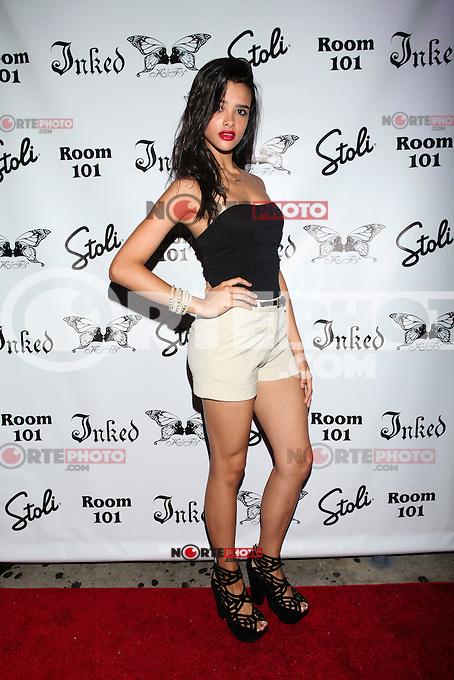 Samara Martins attends Inked Magazine release party celebrating August issue, New York. July 17, 2012 &copy; Diego Corredor/MediaPunch Inc. /NortePhoto.com<br /> **CREDITO*OBLIGATORIO** *No*Venta*A*Terceros*.*No*Sale*So*third* ***No*Se*Permite*Hacer Archivo***No*Sale*So*third*&Acirc;&copy;Imagenes*con derechos*de*autor&Acirc;&copy;todos*reservados*