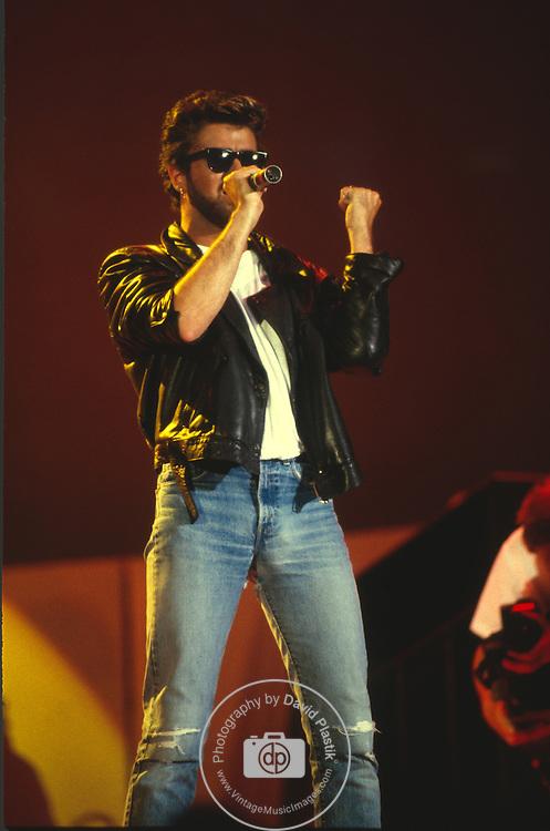 George Michael, Wham