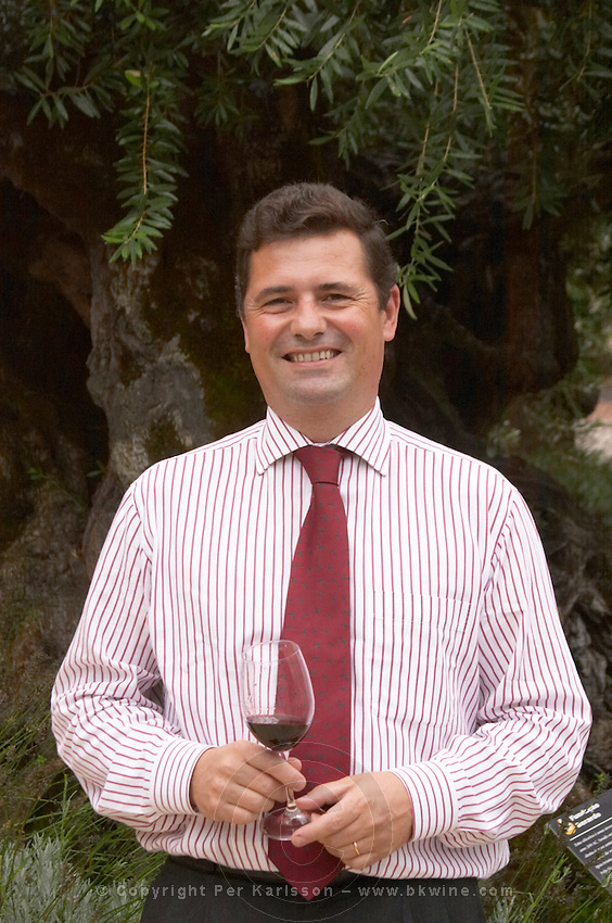 Bernardo Gouvea previously general manager. Bacalhoa Vinhos, Azeitao, Portugal