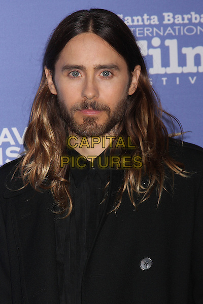 SANTA BARBARA, CA - February 04: Jared Leto at the Santa Barbara International Film Festival Virtuosos Awards, Arlington Theater, Santa Barbara,  February 04, 2014. <br /> CAP/MPI/JO<br /> &copy;JO/MPI/Capital Pictures