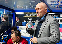 Queens Park Rangers' manager Ian Holloway<br /> <br /> Photographer Andrew Kearns/CameraSport<br /> <br /> The EFL Sky Bet Championship - Queens Park Rangers v Preston North End - Loftus Road - London<br /> <br /> World Copyright &copy; 2018 CameraSport. All rights reserved. 43 Linden Ave. Countesthorpe. Leicester. England. LE8 5PG - Tel: +44 (0) 116 277 4147 - admin@camerasport.com - www.camerasport.com